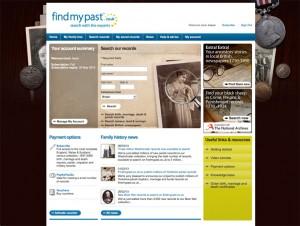 findmypast_Homepage