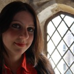 Dr Janina Ramirez at Berkeley Castle Medieval Kings
